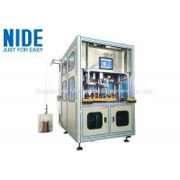 Quality AC servo motor Automatic Simultaneous Stator Coil Winding Inserting Machine for sale
