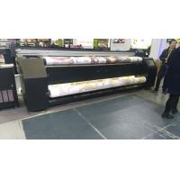 Quality Inkjet Fabric Digital Sublimation Printing Machine Outside CE 890kg for sale