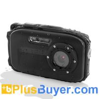 China AbleCam - 5 MP Waterproof Digital Camera (4032x3024, IPX8, Face Detection) on sale