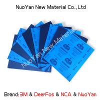 Quality Hook and loop  Wet And Dry Sandpaper  For Automobile Industry  Furniture Equipment for sale