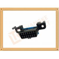 Quality Automotive 16 Pin Obd Female Connector / Obd2 16 Pin Connector SOF009 for sale