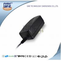 Quality 12V 1A Switch Power Adapter US Plug CEC Level VI with UL Certificate for sale