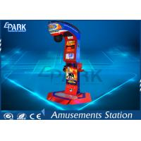 Quality Ultimate Big Punch Redemption Game Machine With Ticket Boxing Game for sale