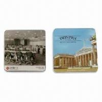 Quality Coasters, Available in Various Sizes, Customized Designs are Accepted for sale