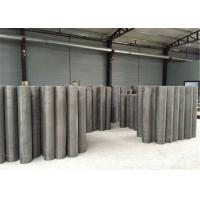 Quality Chemical Industry Stainless Steel Insect Screen / Diamond Wire Mesh Square Opening for sale