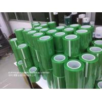 PF High Temperature Resistant Tape Green Polyester Material For 3D Printer Masking for sale