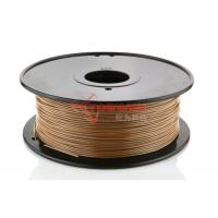 Buy No Warping LayWood 3D Printer Materials 1.75mm 3mm , 230℃ - 260℃ at wholesale prices