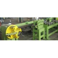 Quality Automatic Flat Steel Bar Straightening Machine , Cut To Length Line Machine for sale