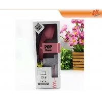 Buy Universal Retro Handset For Iphone 4 / 4s, Smart Cell Phone With LED Indicator Light at wholesale prices