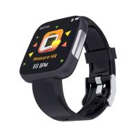 ECG Smart Watch Step Tracker Respiration Training Wristband 24 Hour Blood Pressure Monitor for sale