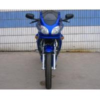 China 200cc Aluminium Rim Electric Touring Motorcycle With Front Disc Rear Drum Brake on sale