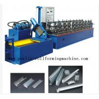 Quality 20 Forming Stations In Automatic C - Z Changeable Purlin Roll Former 10Mpa - 12Mpa for sale