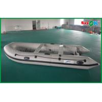Quality 2m Pvc Fabric Rib Zodiac Mini Inflatable Fishing Boat with Electric Motor for sale