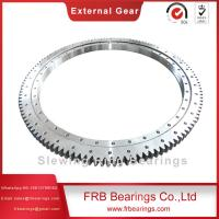 China DTD 1290 A20-1 slewing ring bearing best-selling Europe light weight internal geared ball turntable bearing for cranes m on sale