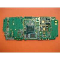 Quality FR4 10 Layers Prototype Cell Phone PCB Board Gold Plating , ENIG / 1.2mm Thickness for sale