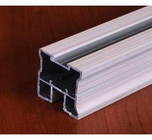 Quality T6 Square Door Aluminium Frame Profile For Sliding Decorative Material for sale