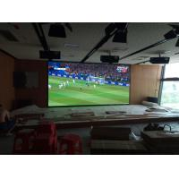 China High Definition Flexible Led Display , P2.5 Indoor Rental Led Display Damp Proof for sale