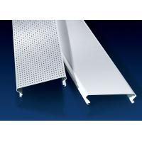 Quality 100mm C-Shape Linear Metal Strip Ceiling  Airport Roof Decorated Security for sale
