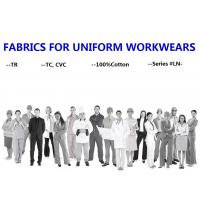 Quality Uniform Workwear Fabric Collection 201804#LN for sale