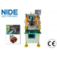 Buy cheap Automatic Stator Coil Inserting embedded Machine For Air Conditioner , Washing Machine Motor from wholesalers