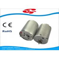 Quality High Torque Micro Brushed Permanent Magnet Motor 370 For Home Appliance for sale