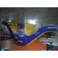 Quality Revolution Inflatable Rocker Waterslide for sale