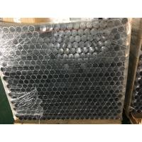 Buy cheap Punching and Drilling Holes Aluminum Round Tube with 30mm Diameter 1.5mm Thickness from wholesalers