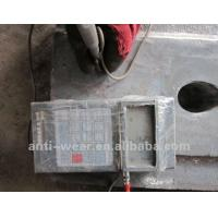 Quality Good Quality Mill Liners Bolt Hole Inspection Outlet End Liners Hardness More than HRC53 for sale