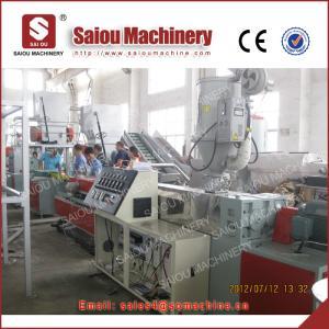 Quality SAIOU plastic HDPE prestress flat pipe line for sale