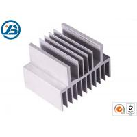 Quality Light Material Magnesium Alloy Extruded Heat Sink Profile AZ31B With Good Ductility for sale