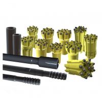 DTH down the hole rock drilling tools thraed bits top hammer rock tools for sale