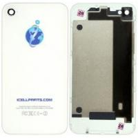Quality OEM Back Cover Assembly-White For Apple iPhone 4 (GSM) OEM Parts for sale