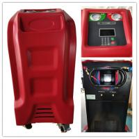 Quality 5 inch Colorful Screen Auto Ac Recovery Machine 800g/min Charge Speed for sale