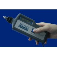 Quality 0.001~1.999 mm Displacement digits liquid crystal display 2V AC portable viration meter for sale