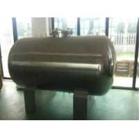 Cooling Water Tank Natural Ingredients Stainless Fermentation Tank ss304 / ss316