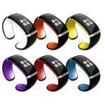 Quality fashionable bracelet calorie counter bracelet rubber band fashion bracelet watch for sale