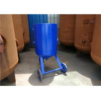Buy 200 Liters Abrasive Sand Grit Blasting Equipment For Pressure Release System at wholesale prices