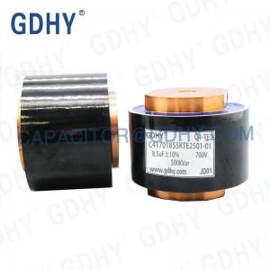 Quality Conduction Water Cooled 500KVA 8.5UF Induction Heater Capacitor for sale