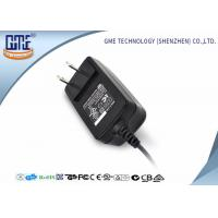 Quality UL FCC Intertek 12V 1.5A wall power adapter , AC To DC Power Adapter for sale