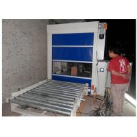 Quality PLC Control Air Shower Tunnel With Conveyor Roller Line / Auto Slide Door for sale