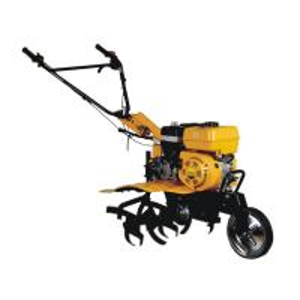 China Multi - Function Power Gasoline Tiller Machine OHV 4- Stroke Unleaded Gasoline Fuel Type on sale