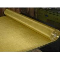 China 100 Mesh Brass Wire Mesh Filter Screen For Ornaments on sale