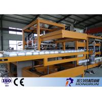 Quality Customized Ps Foam Vacuum Thermoforming Machine For Tray / Bowl for sale