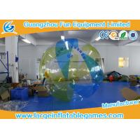 Buy cheap TPU / PVC Inflatable Water Walking Ball Inflatable Human Sized Hamster Ball Water Ball from wholesalers