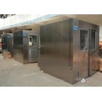 Buy Class 1000 Clean Room Air Shower Tunnel 380V / 50HZ , 4 Person Clean Room Equipment at wholesale prices