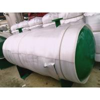 Quality High Pressure Compressed Air Storage Tank , Pressurized Compressed Air Receiver Tank for sale