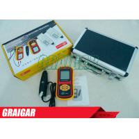 Buy Handheld Vibration Meter Vibrometer Acceleration Velocity Displacement Tester GM63B at wholesale prices