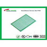 Quality Double Side  Electronics co  PCB with Plating Outline 35um copper for sale
