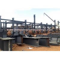 ASTM Standard Steel Structure Warehouse For Heat Insulation Building for sale