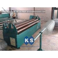 Buy Auto Higher Efficiency Gabion Machine Modular Gabions for Rockfall Netting at wholesale prices